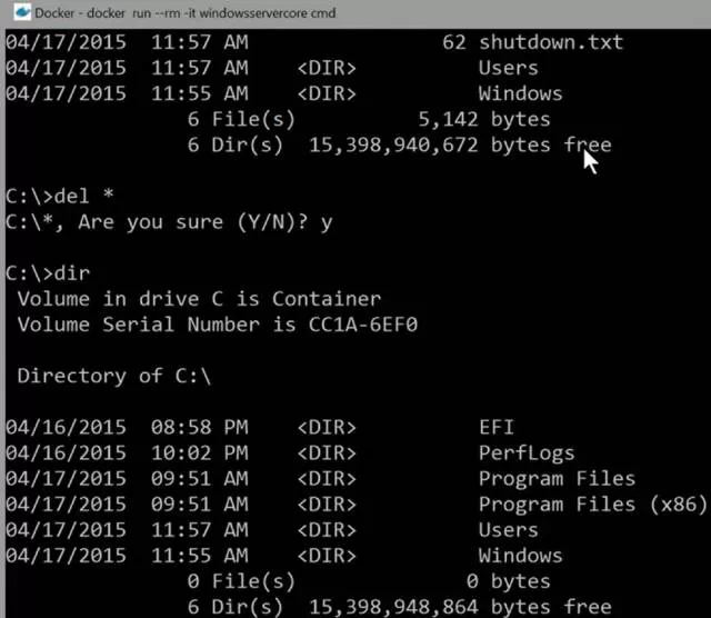The ten problem with Windows Docker - you know is to do a